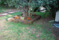 בריקים - אבני חיפוי לגינה