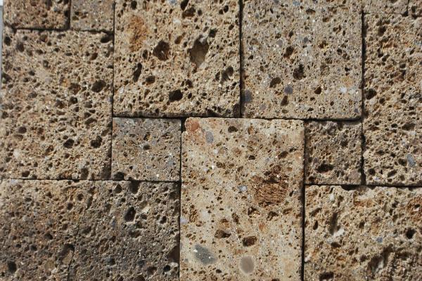 ריצוף אבן טופו