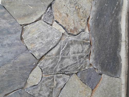 אבן פראית אפור
