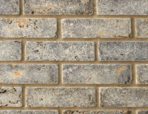 בריק אבן טבעית אפור בהיר