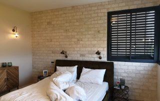בריק N רחב - חיפוי קיר חדר שינה