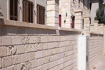 בריקים לחיפוי קירות חוץ