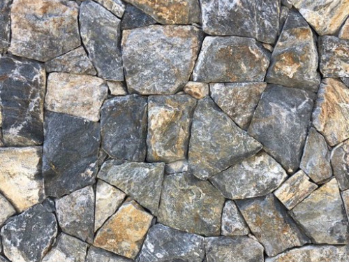 אבן פראית מגוונת