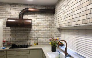 בריק אבן טבעית ארדון - חיפוי קיר בריקים למטבח