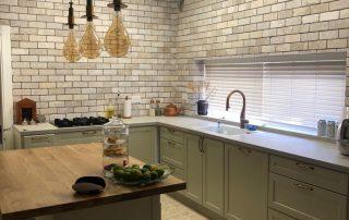 בריק דגם ארדון - חיפוי קירות מטבח