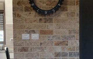 בריק אבן טבעית מאיו - חיפוי עמוד