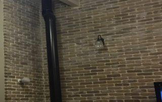 בריק רטרו חימר דגם קפוצינו - חיפוי קירות פנים